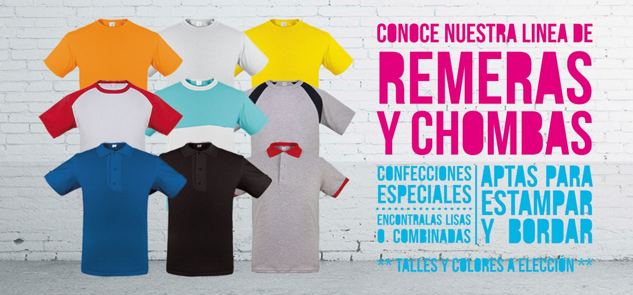 Remeras G&L Enterprise